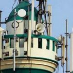 Masjid berpengeras suara