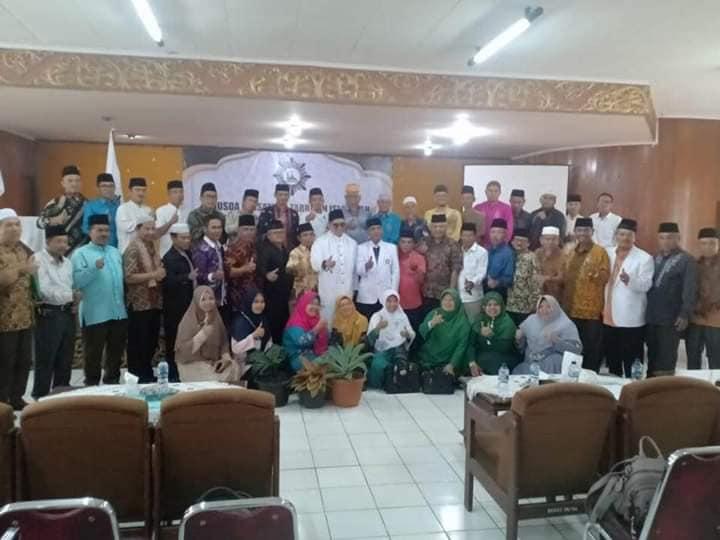 Tarbiyah Perti, on The Track: Refleksi Musda Persatuan Tarbiyah Islamiyah (TARBIYAH-PERTI) Sumatera Barat 2019