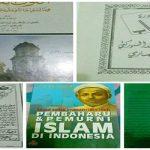 buku Polemik kafa'ah keterunan nabi , alawiyah di nusantara