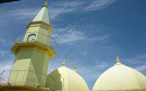 Masjid Raya Sultan Riau Pulau Penyengat, Simbol Cinta Rakyat kepada Sultan dan Islam