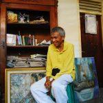 Seminggu Meninggalnya Isa Hasanda (1941-2020) Pelukis Yang Merana dan Kesepian