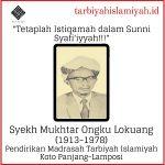 Syekh Mukhtar Engku Lakuang (1913-1978)