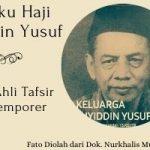 Teungku Haji Mahjiddin Yusuf; Ulama dan Ahli Tafsir Aceh Kontemporer