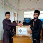 Donasi untuk MTI Kapau