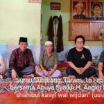 Nasihat untuk Beramal dari Abuya Syekh H. Ongku Mudo Sawir