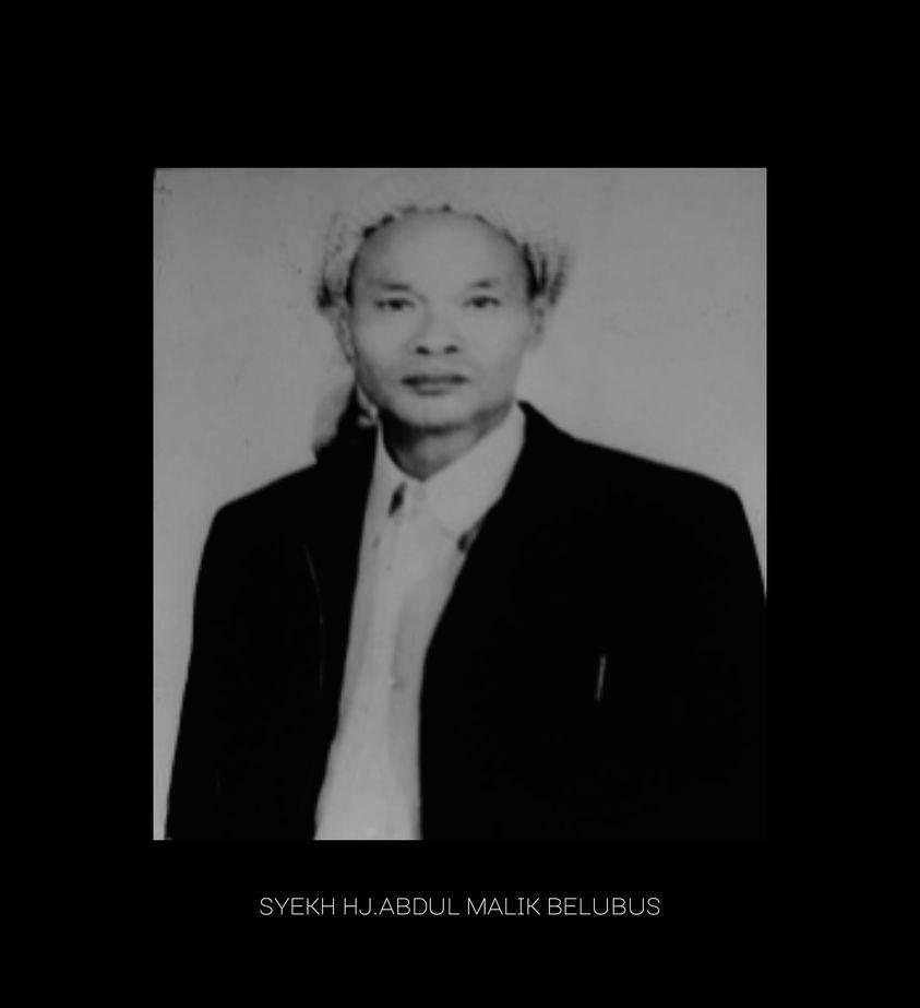 𝐊𝐢𝐬𝐚𝐡 Syekh H.Abdul Malik, Seorang 𝐖𝐚𝐥𝐢 𝐋𝐮𝐡𝐚𝐤 𝐋𝐢𝐦𝐨 𝐏𝐮𝐥𝐮𝐚𝐡