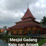 Masjid Gadang di Koto Nan Ampek