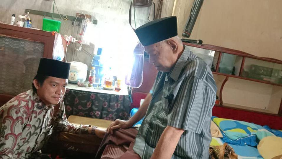 Abuya H. Zafrullah Dt. Bungkuak bin Syekh Muhammad Kanis Tuangku Tuah (2)