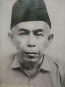 Syekh Abdul Munab Dt. Sinaro Nan Kosek, Aie Balubuih