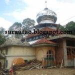 Tangis di Makam Syekh Muhammad Thahir Barulak dan Syekh Muhammad Jamil Tungkar